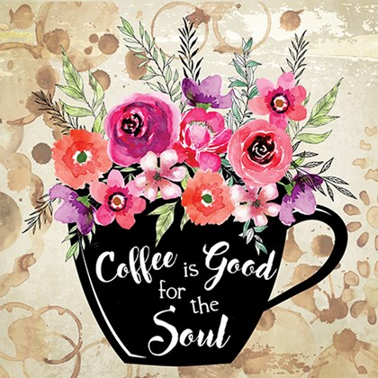 Good for the Soul by ND Art & Design art print