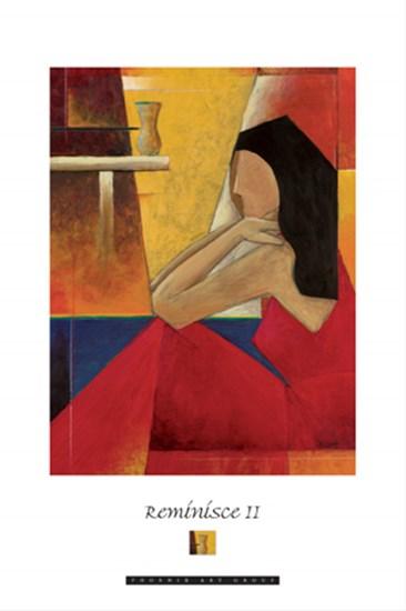 Reminisce II by David Knight art print