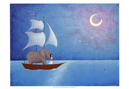 True North by Shari Beaubien art print