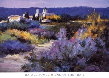 End of the Trail by Rafael Romeu art print