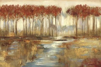 Gracious Landscape by Allison Pearce art print