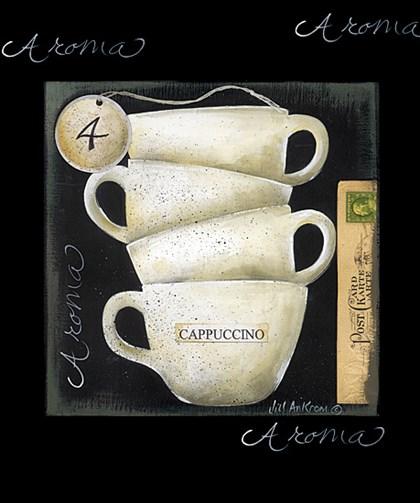 Cappuccino by Jill Ankrom art print