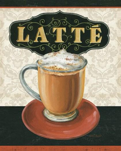 Coffee Moment II by Lisa Audit art print