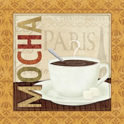 Coffee Cup II by Veronique Charron art print