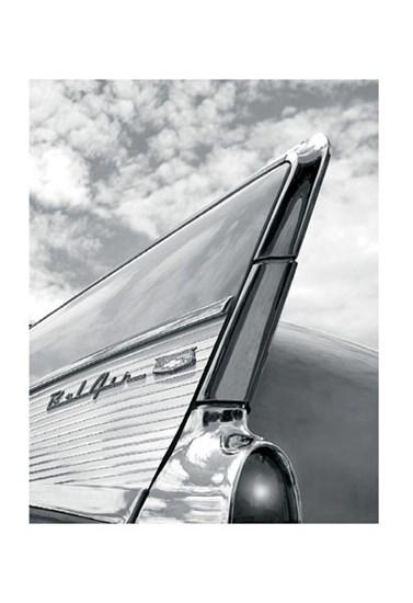 '57 Fin by Richard James art print