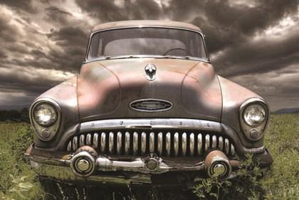 Stormy Buick by Lori Deiter art print